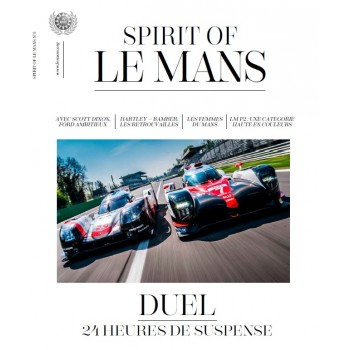 Spirit of Le Mans, N° 2 août 2016