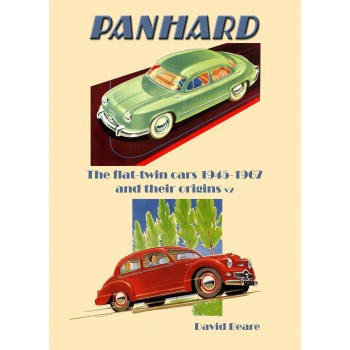 Panhard, the flat-twin cars 1945-1967 and their origins v2