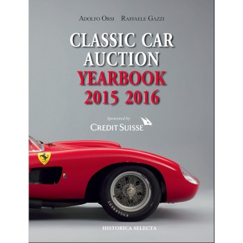 Classic car Auction Yearbook 2015 2016