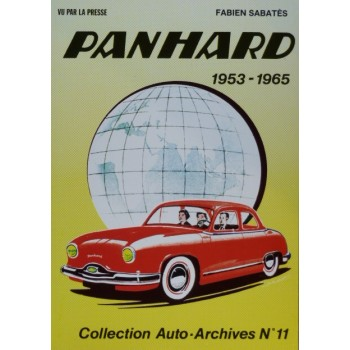PANHARD 1953-1965, Collection Auto-Archives n°11
