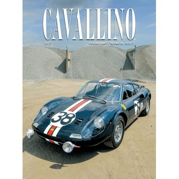 Cavallino, The Journal of Ferrari History N° 217 février / mars 2017