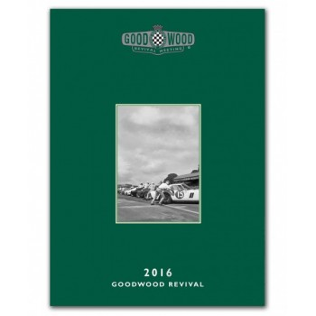 Goodwood Revival 2016 DVD