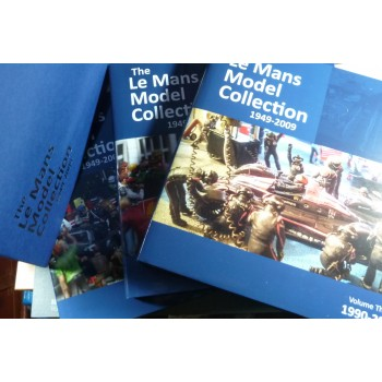 Le Mans Model Collection 1949-2009 (three-book set)