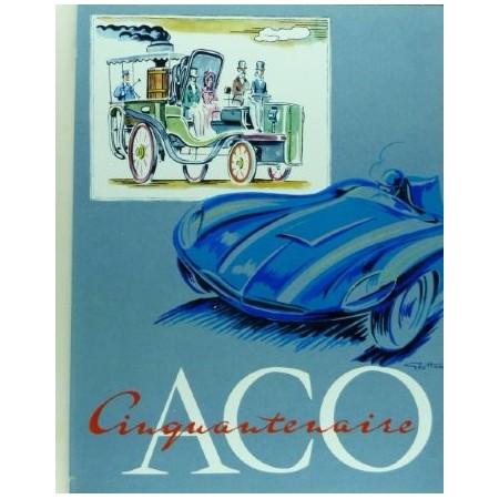 Cinquantenaire ACO (Geo Ham - Le Mans)
