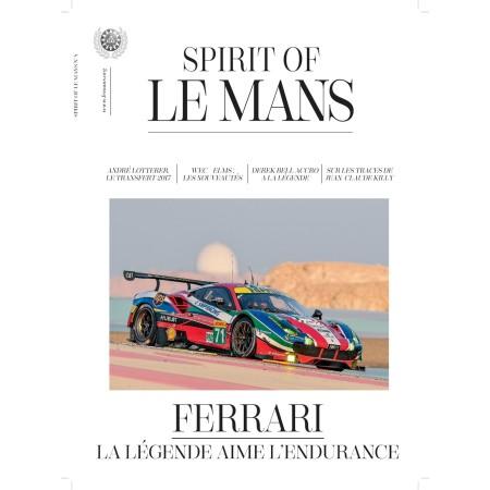 Spirit of Le Mans, N° 4 mars 2017