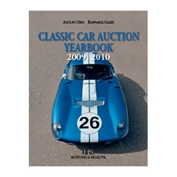 Classic car Auction Yearbook 2009 2010