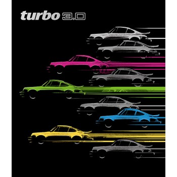 Porsche Turbo 3.0 (Limited Edition)