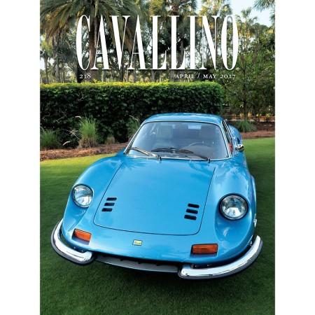 Cavallino, The Journal of Ferrari History N° 218 april/may 2017