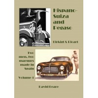 Hispano-Suiza and Pegaso - Two Men, Two Marques Made in Spain