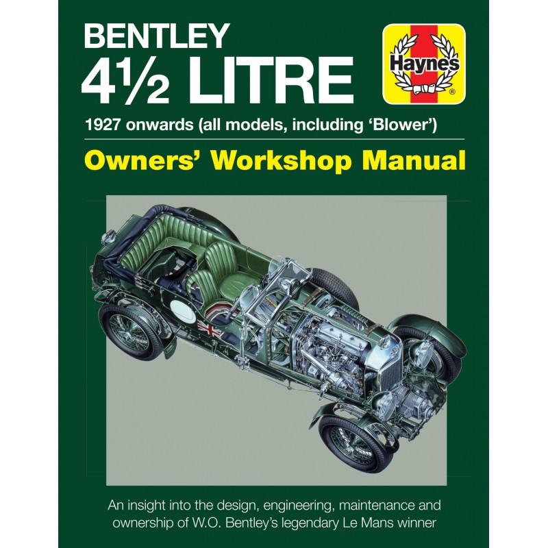 ... Array - 4 5 litre bentley owners u0027 workshop manual 1927 onwards all  models rh motors 25870220e2172
