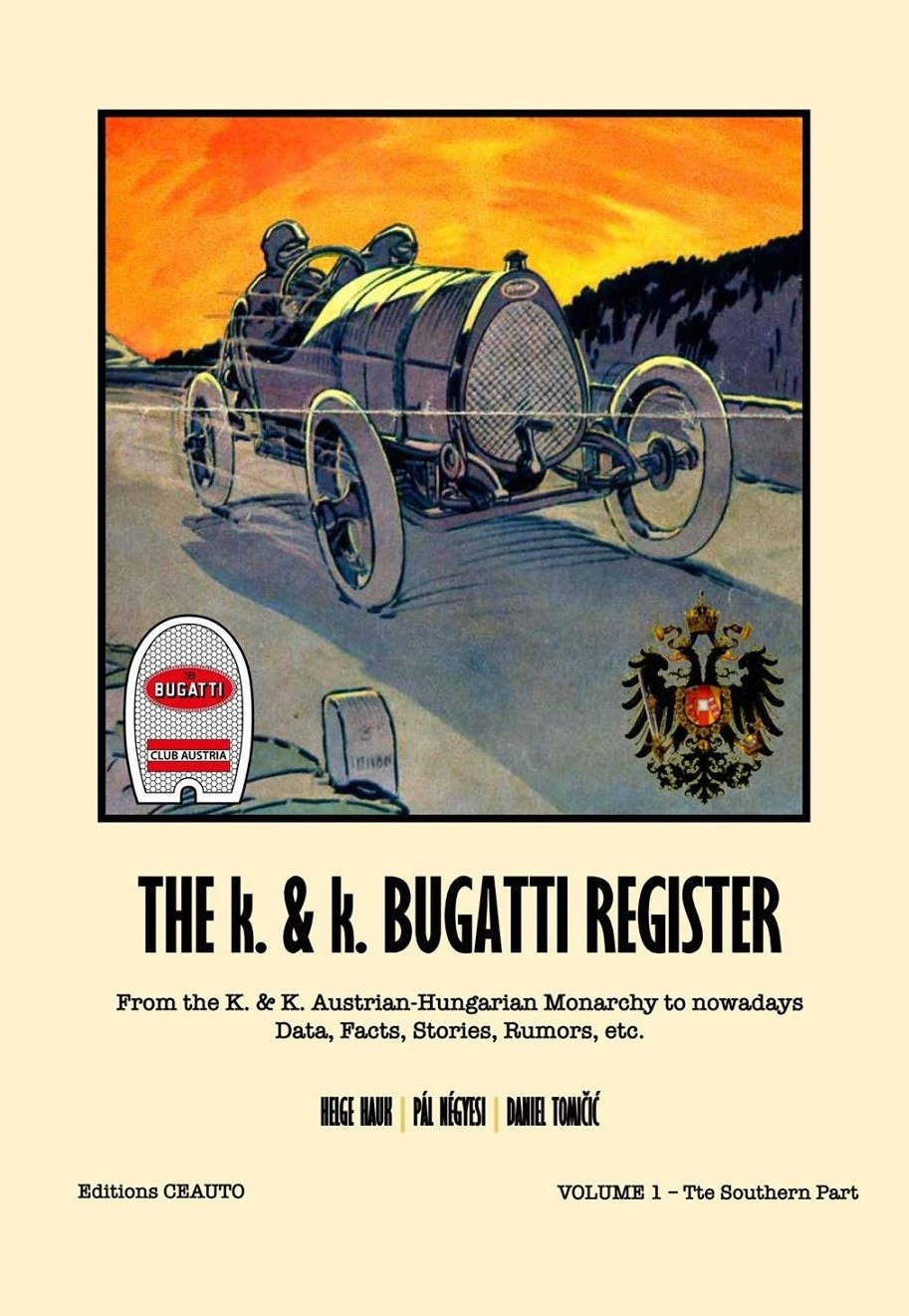 livre bugatti - librairie motors mania