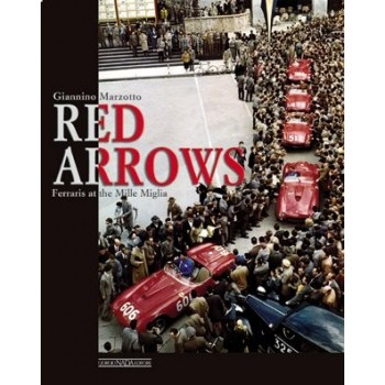 Red Arrows, Ferraris at the Mille Miglia
