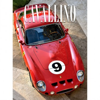 Cavallino, The Journal of Ferrari History N° 218 avril/mai 2017