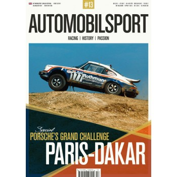 AUTOMOBILSPORT N° 13 ENGLISH EDITION JULY AUG SEPT 2017