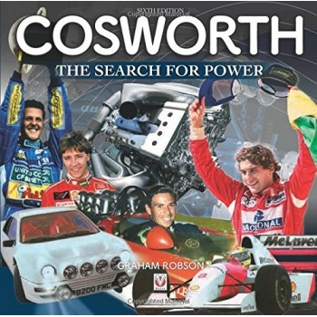 Cosworth- The Search for Power (6th Edition)