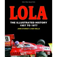 Lola The Illustrated History 1957-1977 Paperback (Reprint)