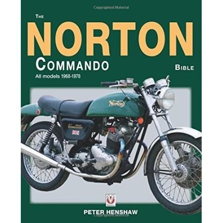 Norton Commando Bible: All models 1968 to 1978