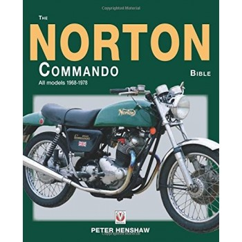 Norton Commando Bible: All models 1968 to 1978