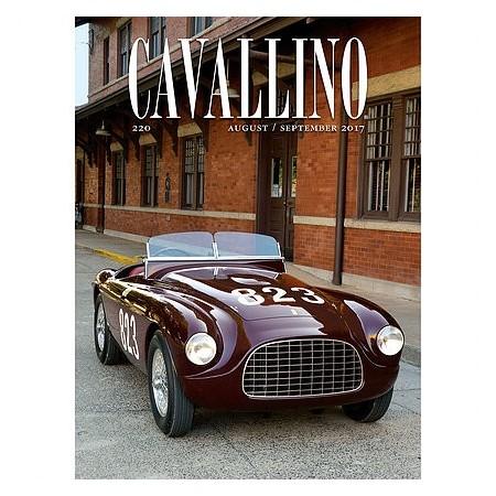 Cavallino, The Journal of Ferrari History N° 220 août/sept 2017