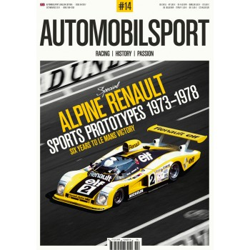 Automobilsport N° 14 English Edition Oct Nov Dec 2017