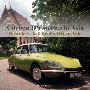 Citroën DS stories in Asia, Histoires de Citroën DS en Asie