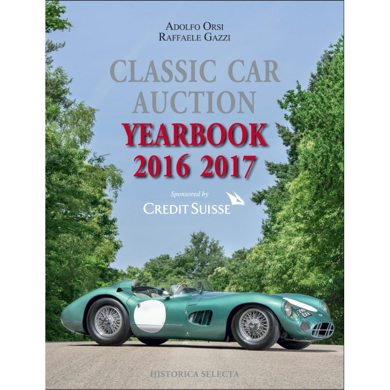 Book Classic Car Auction Yearbook 2016 2017