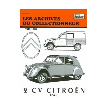 Citroën 2 CV 1948-1970 - Revue Technique