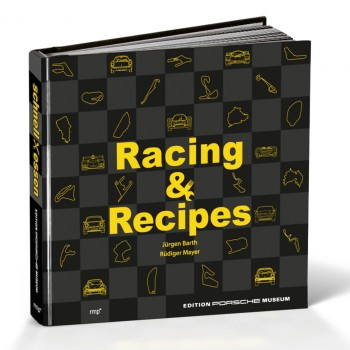 Racing & Recipes, The Racing-Cookbook, by Jürgen Barth