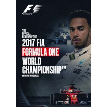 F1 2017 Official Review, DVD