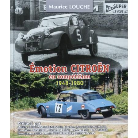 Emotion Citroën en compétition 1948-1980