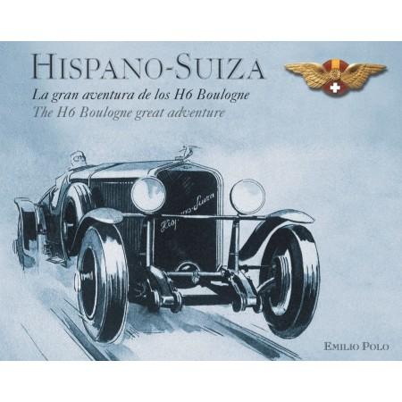 Hispano-Suiza H6 Boulogne
