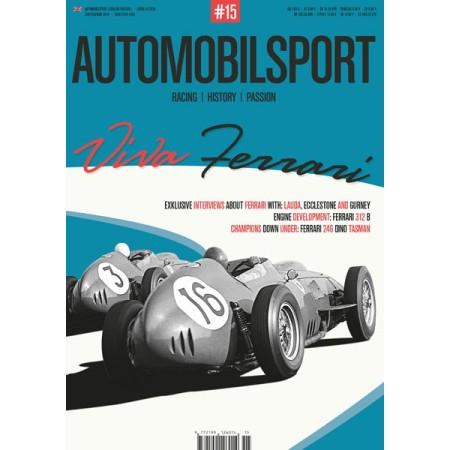 AUTOMOBILSPORT N° 15 ENGLISH EDITION JANV FEV MARS 2018