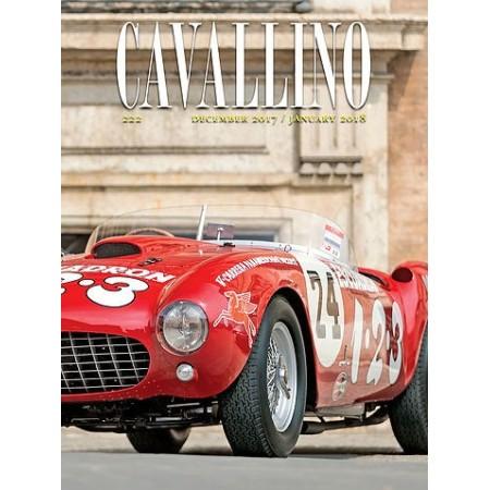 Cavallino, The Journal of Ferrari History N° 222 dec 2017/jan 2018