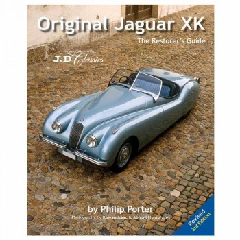 Original Jaguar XK, The Restorer's Guide (standard edition)