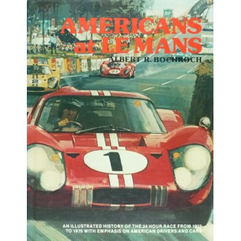 Americans at Le Mans