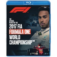 F1 2017 Official Review, Blu-Ray