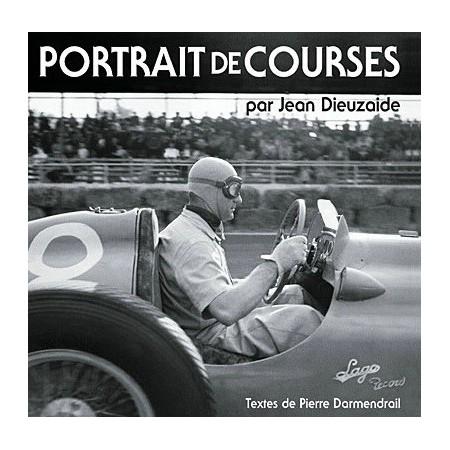 Portrait de courses par Jean Dieuzaide