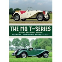 The MG T-Series, The Sports Cars the World Loved First