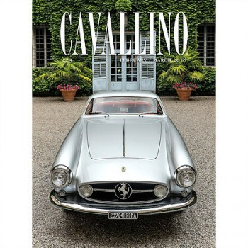 Cavallino, The Journal of Ferrari History N° 223, February, March 2018
