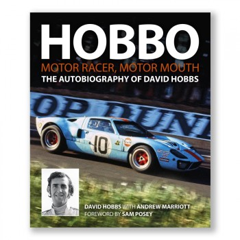 Hobbo, The Autobiography of David Hobbs