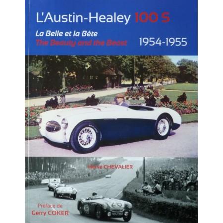 L'Austin Healey 100 S 1954 1955