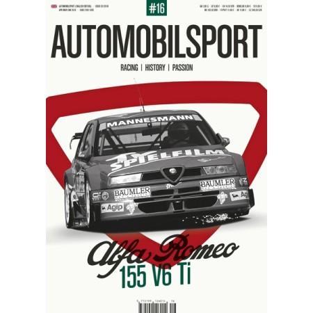 Automobilsport N° 16 English edition avril mai juin 2018