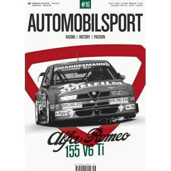 Automobilsport N° 16 English edition avril mai juin 2018