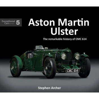 Aston Martin Ulster The remarkable history of CMC 614