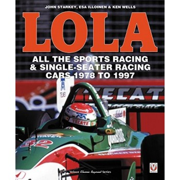 Lola All the sports racing