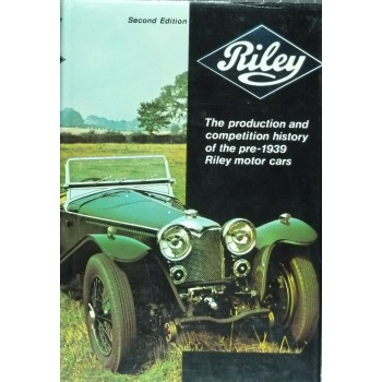 Riley the production and competition history on the pre-1939