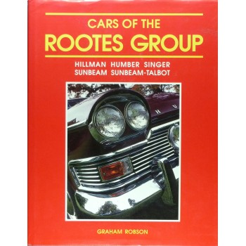Cars of the Rootes group