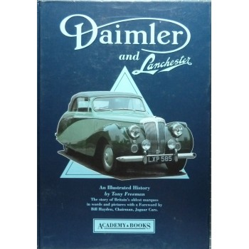 Daimler and Lanchester