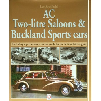 AC Two-litre Saloons and Buckland Sports cars