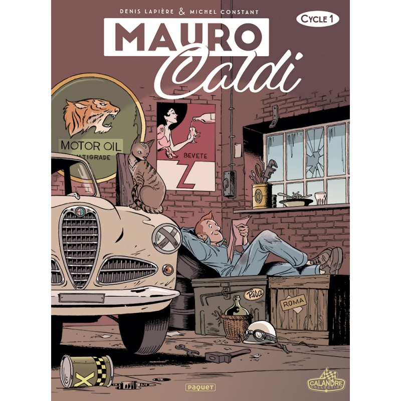 Mauro Caldi, Cycle 1